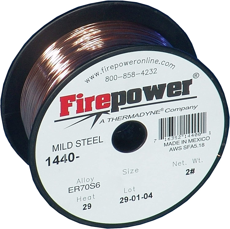 Thermadyne 1440-0215 Firepower 2-Pound Very popular Free Shipping New Weldi 030-70S-2