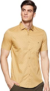 HammerSmith Men's Regular Fit Casual Shirt