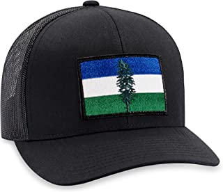 Canada Est 1867 Hat Canada Day Canadian Patriotic Trucker Hat Mesh Cap