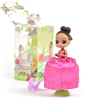 Flower Surprise Transforming Princess Dolls - Series 1 (Color & Style May Vary)