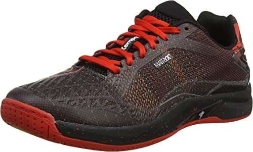 Kempa Attack Pro Pro Contender Ebbe & Flut, Chaussures de Handball Homme  meilleur service