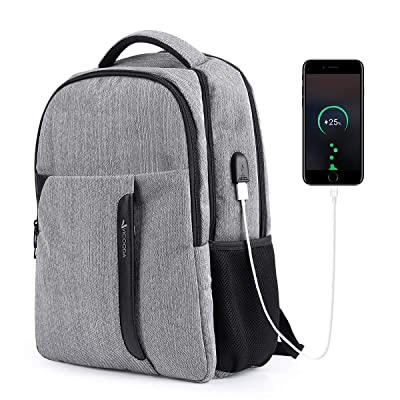 Anti Theft Backpack, VICOODA Laptop Backpack wi...
