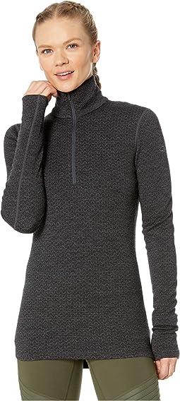 250 Vertex Merino Baselayer Long Sleeve 1/2 Zip Mountain Dash