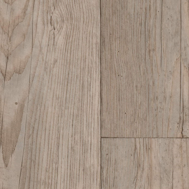 300 und 400 cm Breite Meterware 200 Holzoptik Diele Eiche creme wei/ß grau Variante: 2 x 2m Vinylboden PVC Bodenbelag