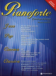 Pianoforte Vol. 2: Jazz, Pop, Cinema Classica