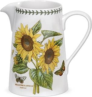 portmeirion botanic garden sunflower