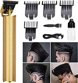 Sponsored Ad - Hair Clippers, YOGINGO Pro Li Trimmer Cordless Rechargeable Grooming T-Blade Close Cutting Trimmer for Men ...
