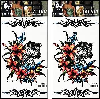tiger lily tattoo