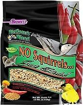 F.M.Brown's Bird Lover's Blend No Squirrels…Just Birds! Food, 10 lb