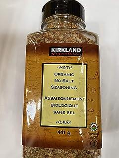 Kirkland Signature Organic No- Salt Seasonin, 14.5 Ounce, Pack of 2