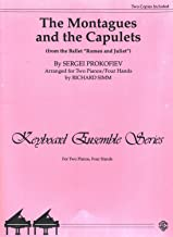 montagues and capulets piano sheet music