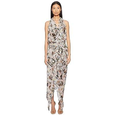 Vivienne Westwood Temperance Dress (Printed Beige) Women