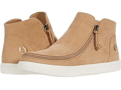 BILLY Footwear Sneaker Mid Top (Tan) Women