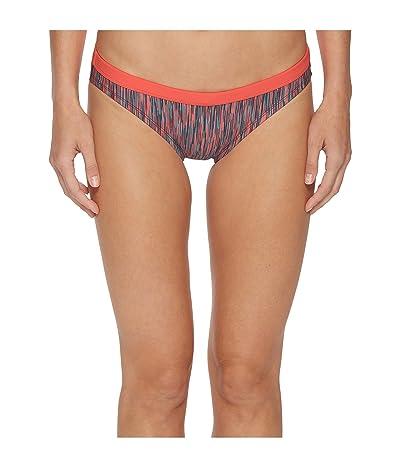 Nike Rush Heather Sport Bikini Bottom (Thunder Blue) Women