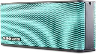 Energy Sistem Music Box B2 Bluetooth (Bluetooth, Entrada de Audio, Manos Libres, Batería)- Verde Mint