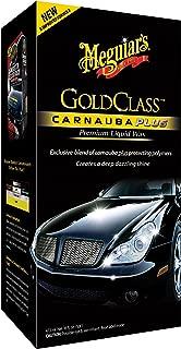 Meguiar´s G7016EU Meguiar's Gold Class Premium Wax (Carnauba+) -Cera líquida para Coche