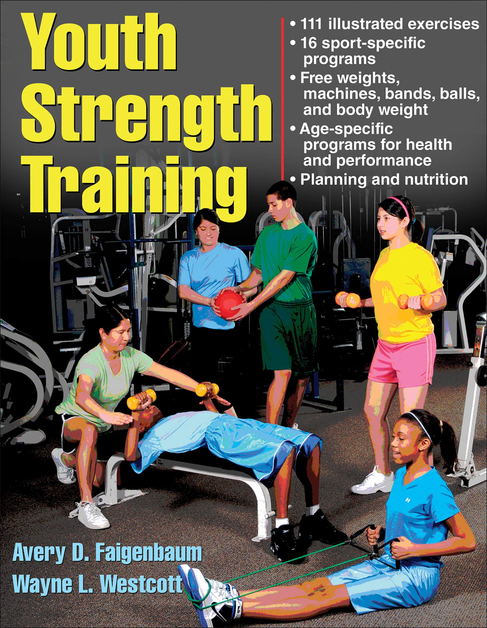 Image OfYouth Strength Training: Programs For Health, Fitness, And Sport (Strength & Power For Young Athlete)