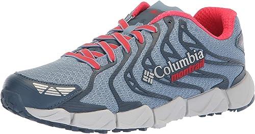 Columbia, Stivali da Escursionismo Donna Dark Mirage rosso Camillia