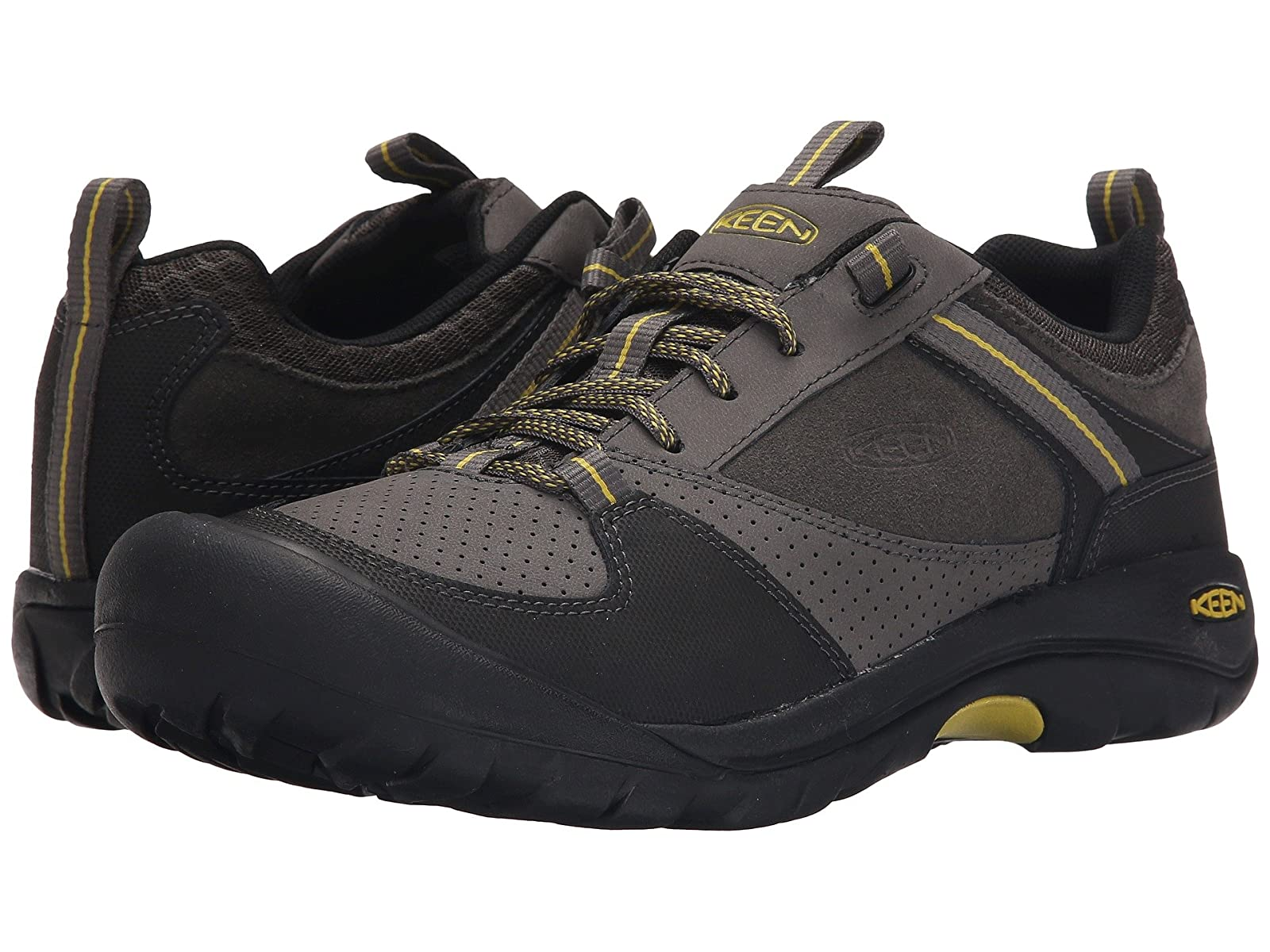 Keen MontfordAtmospheric grades have affordable shoes