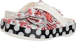 Crocband Timeless Clash Roses Clog