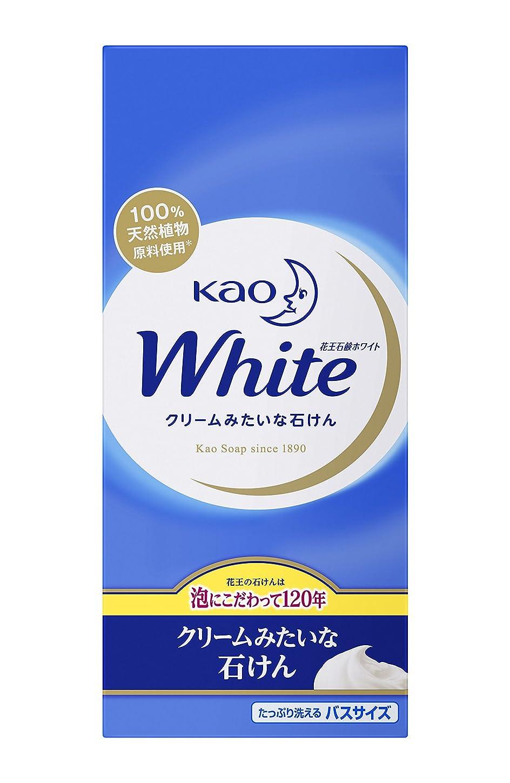 ゴシップ毒川花王ホワイト バスサイズ 6コ箱