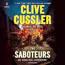 The Saboteurs: An Isaac Bell Adventure, Book 12