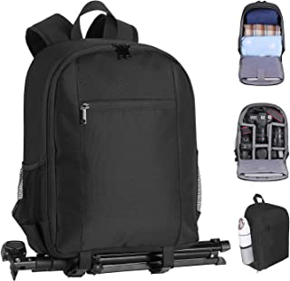 EMART Camera Bag Backpack with Removable Compartment for...