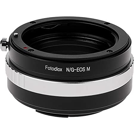Fotodiox Lens Mount Adapter Compatible With Nikon Kamera
