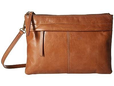 Lucky Brand Dori Crossbody (Walnut) Handbags