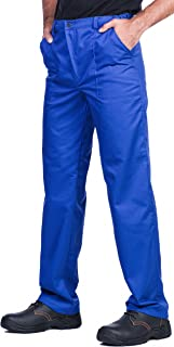 BESSKY La Route des Hommes Travail Haute Visibilit/é Salopette Pantalon D/éContract/é Pantalon D/éContract/é De Travail De Poche