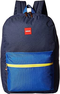 ZUBISU Blues Rule Large Backpack