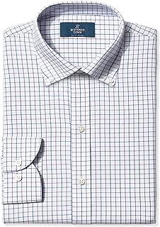 mens tattersall dress shirts