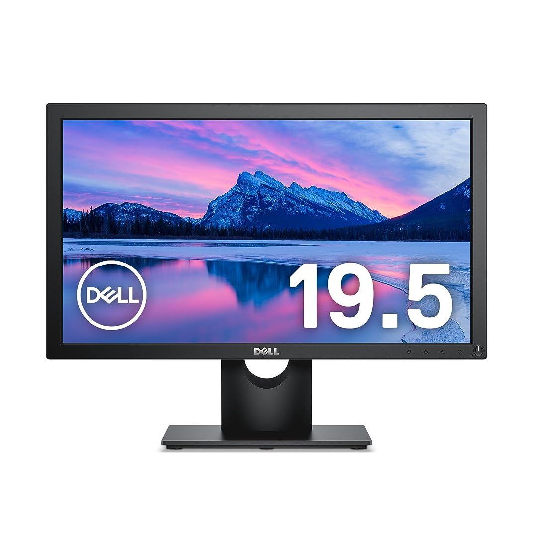 瞳ピンク共産主義Dell モニター 19.5インチ HD+/TN 非光沢/フリッカーフリー/DP,D-Sub/3年保証 E2016H