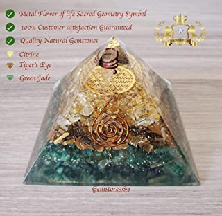 crystal pyramid energy generator
