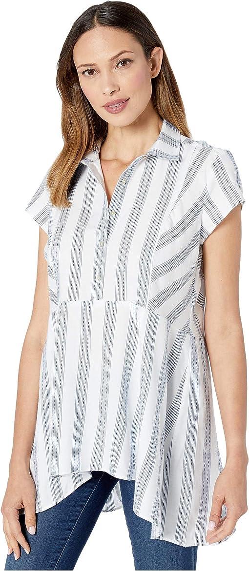 Cruiser Stripe Blue Print