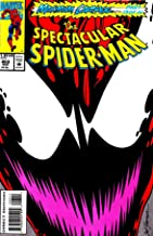 """Spectacular Spider-Man #203 (Maximum Carnage Part 13 of 14 """"War of the Heart"""")"""