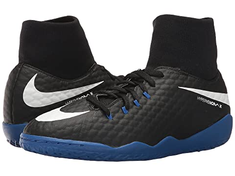 ed81b3787b9 Nike Kids HypervenomX Phelon III Dynamic Fit IC Soccer Shoe (Little Kid Big  Kid)