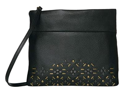 The Sak Tomboy Convertible Clutch by The Sak Collective (Black Stud) Clutch Handbags