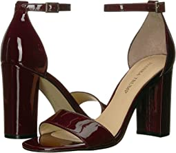 Dark Red New Patent Leather