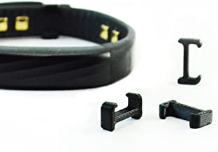 Jawbone Activity Clip Cover Replacement Fastener Buckle Clasp for 2015 Jawbone UP2 UP3 UP4 Fitness Wrist Strap Activity Tracker