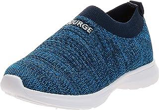 Bourge Boy's Orange-Z11 Running Shoes