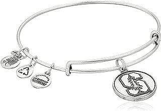 Alex and Ani Stanford University Logo Expandable Bangle Bracelet