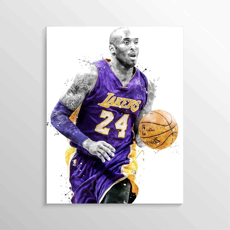 Amazon.com: TikTok Studio Kobe Bryant Print, Kobe Bryant Poster ...