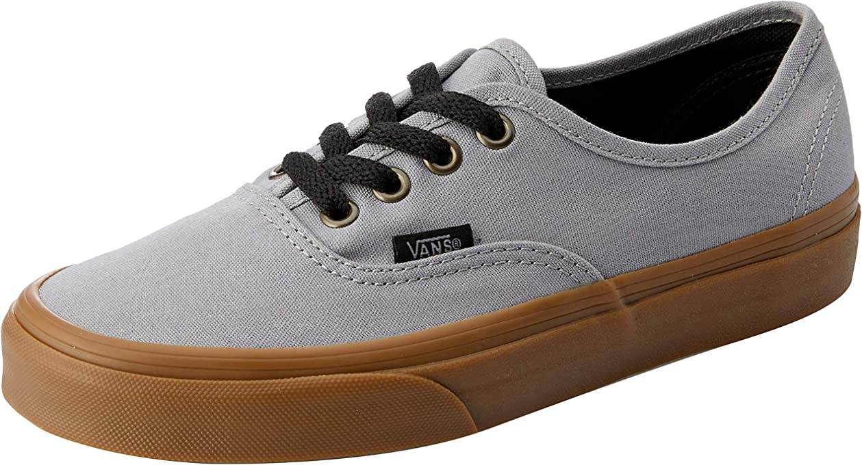 Vans Authentic Trainers Unisex, Beirge/Gum Outsole