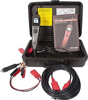 POWER PROBE IIIS w/ Case & Acc - Carbon (PP3S04AS) [Car Automotive Diagnostic Test Tool, Digital Volt Meter, ACDC Current Resistance Circuit Tester]