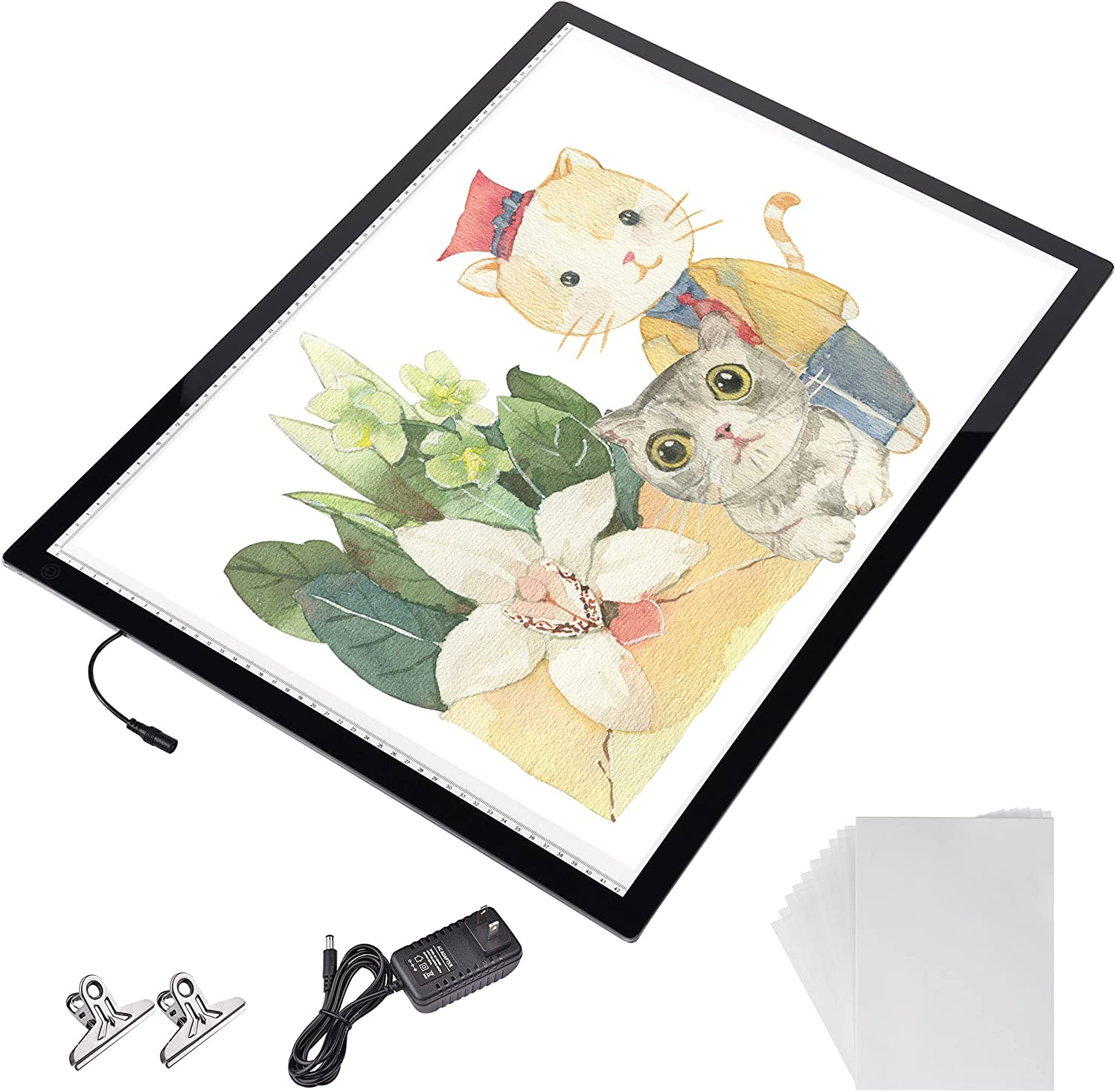 A3 LED Light Box for Clearance SALE Limited Soldering time Tracing Adjustabl Thin Pad Ultra with