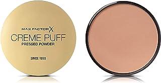 Max Factor Creme Puff, Pressed Compact Powder, 41 Medium Beige, 21 g