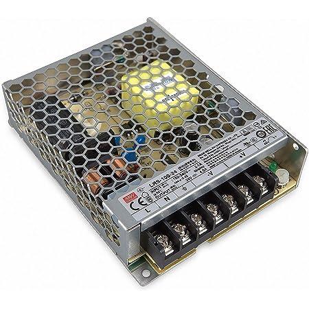 Alimentatore di rete a LED 24 V//DC//0-4,5//108 W trasformatore Mean Well LRS-100-24 trasformatore LED per illuminazione a LED LRS-100-24