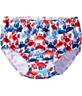 Mud Pie - Crab Swim Diaper Cover (Infant)