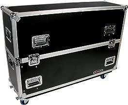 50 inch tv flight case
